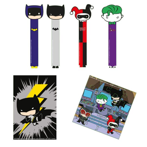Batman vs Joker Favour Pack (24)